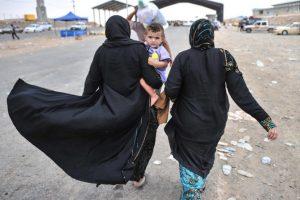 Iraqi woman kill ISIS commander