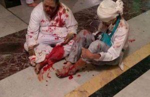 Mecca grand mosque crane collapse
