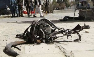 suicide attack in Paktika