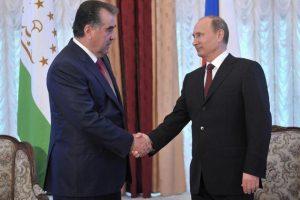 Tajik-Russia