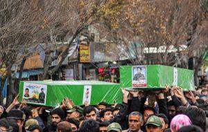 Afghans killed in Syria