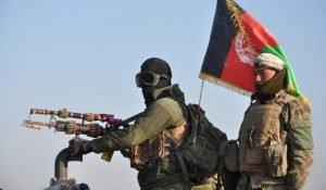 Afghan forces retaken Khanshin