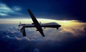 drone strike Afghanistan