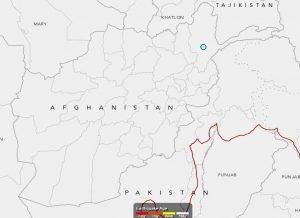 earthquake in Kabul