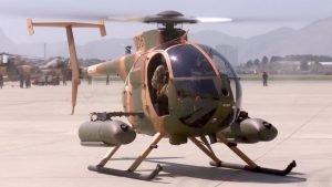 Afghan Air Force raids in Nuristan