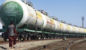 Railway Chabahar to Afghanistan