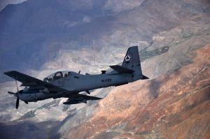 Afghan Air Force A-29s
