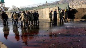 Afghan violence