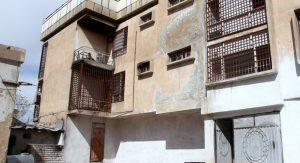 Juvenil correction centre in Mazar