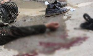 suicide bomber shot dead_censored