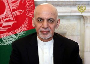 Ashraf Ghani thanks protesters