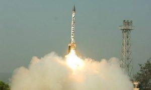 India test interceptor missile
