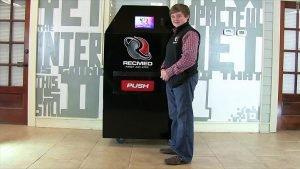 US schoolboy vending machine idea