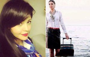 air hostess predicted EgyptAir crash