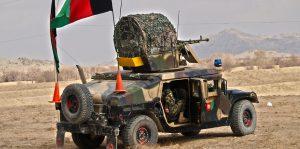 Afghan army Torkham