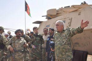 Dostum operations in Jawzjan