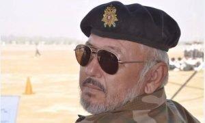 senior Pakistani army officer dies