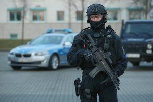 Germany shopping mall shooting