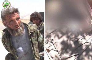 Tajikistani terrorist Badakhshan