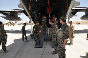 Gen. Murad arrives in Kunduz
