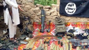 ISIS seize US soldier equipment in Afghanistan