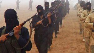 terrorists training in Pakistan