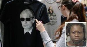 Vladimir Putin arrested