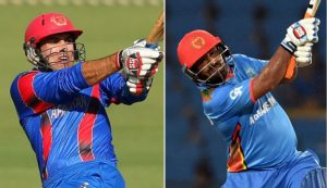 Shahzad and Nabi picked in Pakistan Super League (PSL) T20 cricket league
