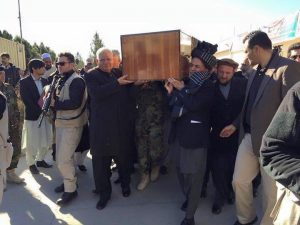 Ghani pays tribute to top Afghan army General killed in helicopter crash