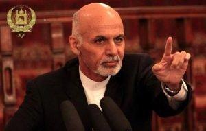 Ghani warns regarding looming water crisis threatening Kabul city