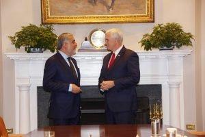 Terror safe havens still a major issue, Abdullah tells US Vice President