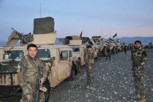 Taliban suffer casualties in Pamir-17 operations in Kunduz