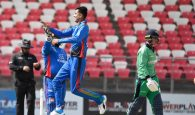 Afghanistan defeats Ireland in opening ODI after sealing T20I series 3-0