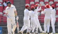 Afghanistan secures first Test Match victory by defeating Ireland by 7 wickets