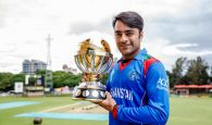Rashid Khan named Wisden's leading Twenty20 cricketer for second year running