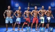 Finland based Afghan athlete wins silver in 2019 Classic National Fitness championship