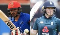 Afghanistan to face England in their second World Cup warm-up match tomorrow