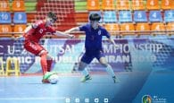 Afghanistan secures second spot in Asian U-20 Futsal Championship