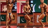 Afghanistan's Imam Ali wins Bronze in South Asian Bolybuilding, Physique Sports Championship