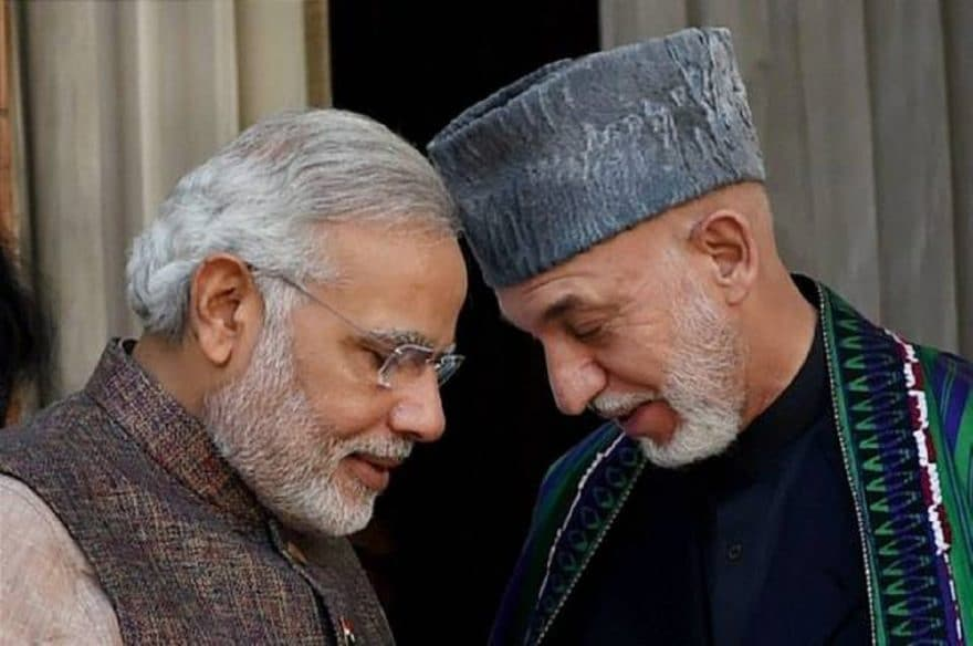 What Karzai conveyed to Indian leaders amid fears of U S