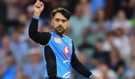 Afghanistan's Rashid Khan becomes first overseas player to be picked in 'The Hundred' draft