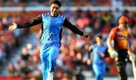 Rashid Khan Re-signed for Adelaide Strikers