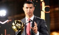 Cristiano Ronaldo Crowned Player of The Century, Globe Soccer Awards