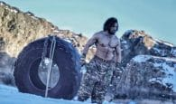 Bodybuilder Photoshoots in Ice-bound Firuzkuh, Hopes for A Dignified Peace