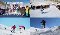 Youth Participate in Ski Contest to Promote 'Peace and Friendship'