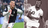Pele reacts as Cristiano Ronaldo becomes 'top goal scorer' in soccer history