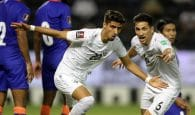 Afghanistan and India draw 1-1 in the FIFA World Cup Qualifiers, hoping for Bahrain to win Hong Kong