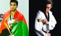 Afghanistan's athlete wins gold medal in Taekwondo championship