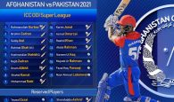 Young Afghan Cricket team to take on mighty Pakistan